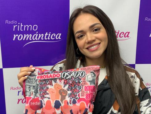 Ritmo Romántica y Mayra Goñi te regalan 2 neceseres