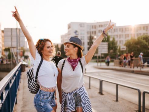 5 ciudades que debes conocer junto a tu hermana si es tu mejor amiga