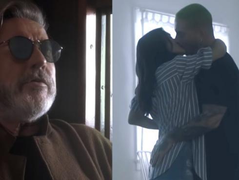 Ricardo Montaner que tiene como protagonistas de '¿Qué vas a hacer?' a J Balvin y Lali Espósito
