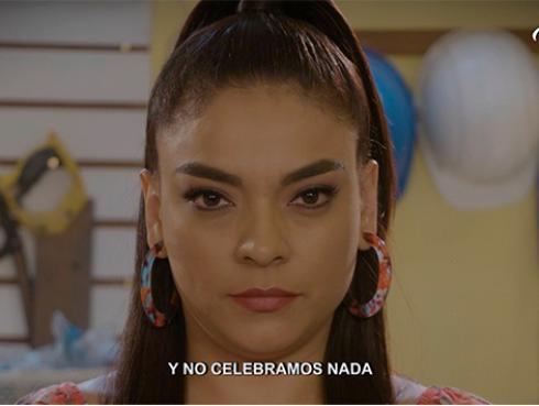 Actores de 'Mi vida sin ti' lanzan campaña por la no violencia contra la mujer
