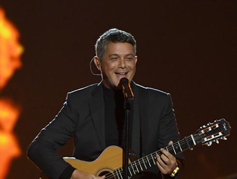 Alejandro Sanz se compromete a reducir las emisiones de CO2 en sus conciertos