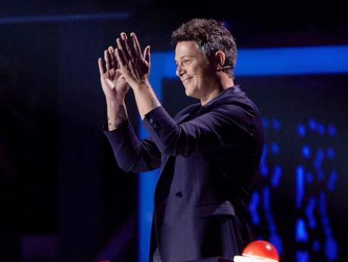 Alejandro Sanz se lleva el premio a 'Grabación del Año' por su canción 'Contigo'