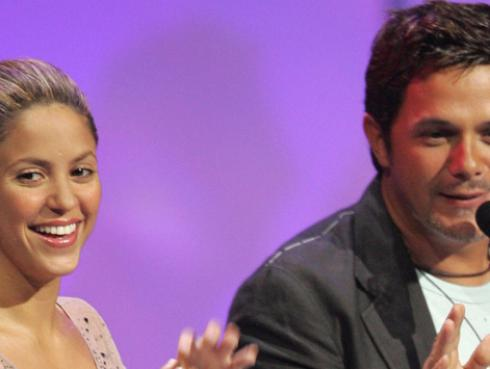 Alejandro Sanz y Shakira, una verdadera amistad