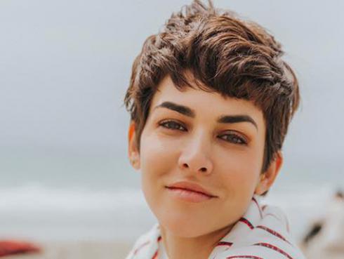 Anahí de Cárdenas y el tierno mensaje que le dedica a su novio