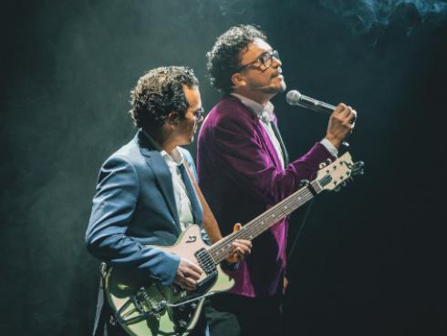 Andrés Cépeda y Jesse y Joy estrenan 'Infinito', su nueva colaboración