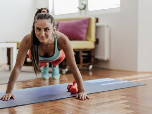 Aprende a crear tu propio gimnasio en casa