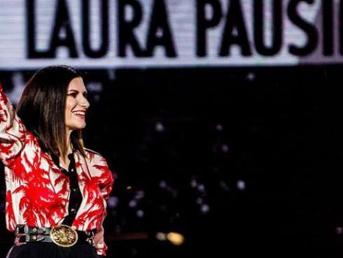 Así fue el rodaje del nuevo video de Laura Pausini