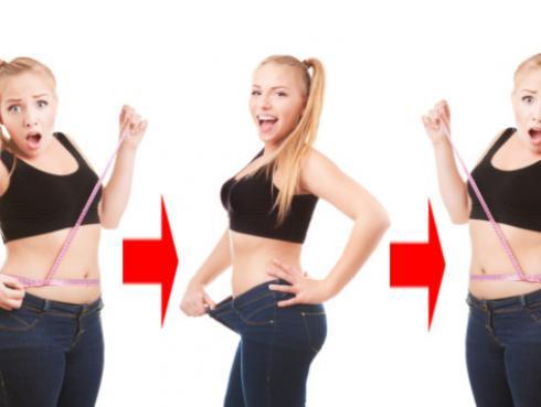 ¿Cómo evitar el efecto rebote luego de bajar de peso?