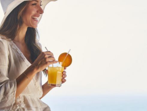 Bebidas naturales para este verano