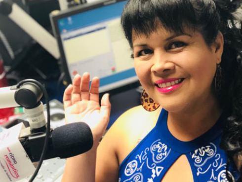 Blanca Ramirez presentará el libro 'Entre la Arena y la Luna'