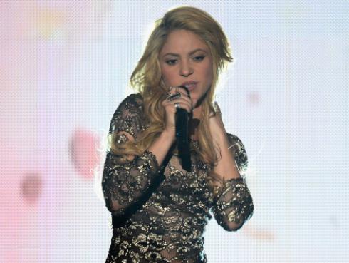 Shakira encabeza la lista de las latinas más influyentes este año