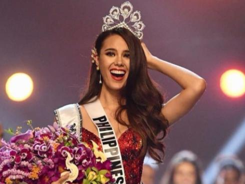 Catriona Gray es Miss Universo