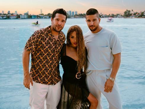 Cali y el Dandee & Danna Paola lanzan 'Nada'