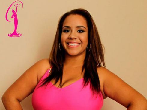 Candidata XL pasó a la segunda etapa del 'Miss Perú 2016' y es criticada en redes sociales