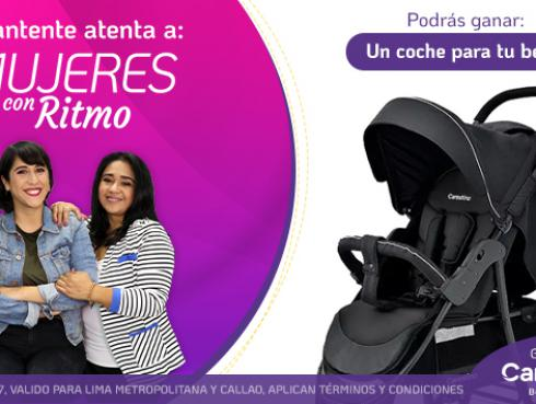 Carestino regala una cuna corral para bebés a los oyentes de Ritmo Romántica