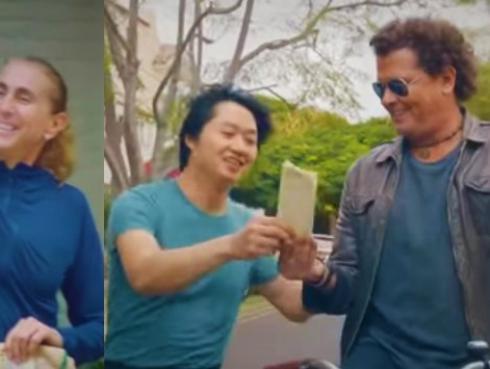 Carlos Vives lanzó 'Mañana', video grabado en Lima y protagonizado por su esposa