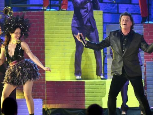 Carlos Vives y Sebastián Yatra brillaron en los Latin Grammy