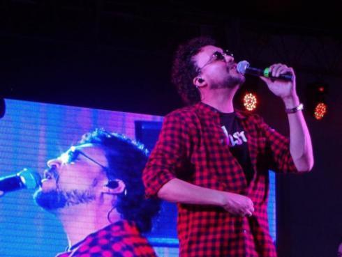 El mensaje de Andrés Cepeda tras concierto en el Festival de Baladas