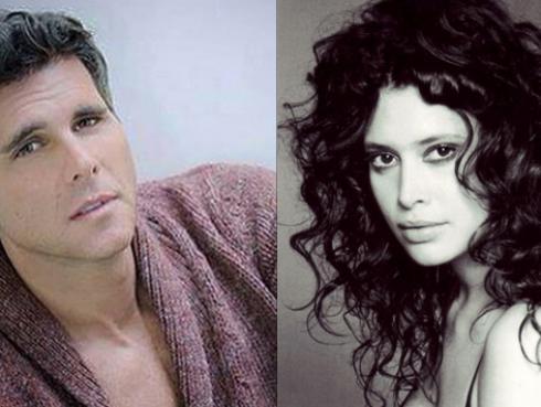 Christian Meier y Angie Cepeda se lucen románticos en redes sociales