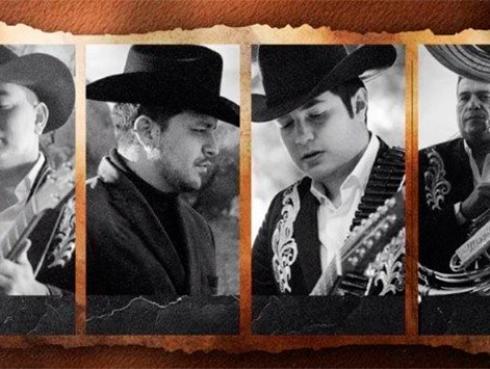 Christian Nodal lanza 'Dos veces' junto a los Pebles del Rancho