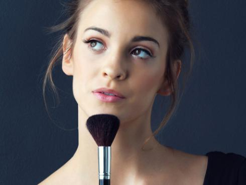 'Chroming', la técnica de maquillaje del momento