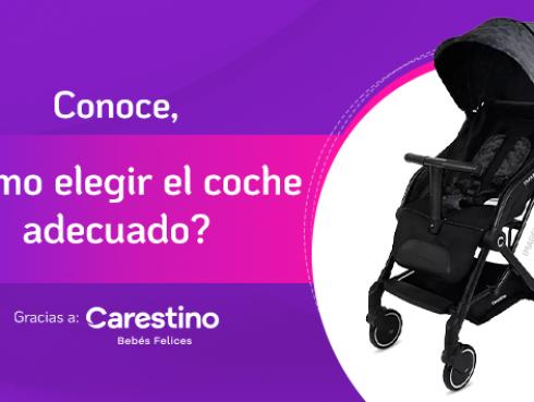 ¿Cómo elegir el coche adecuado para tu bebé?