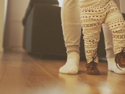 Cómo elegir los zapatos perfectos para tu bebé