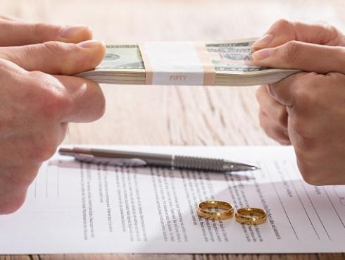 Como plantear un matrimonio con separación de bienes sin que tu pareja se enfade