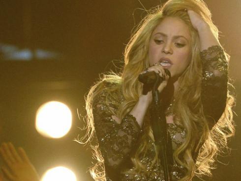 Con este baile Shakira enamoró a sus seguidores