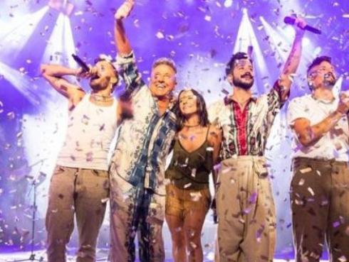 Concierto de 'Los Montaner: Solo una vez' fue un éxito
