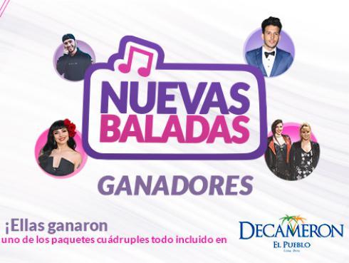 ¡Conoce a las ganadoras de un paquete cuádruple en el Hotel El Pueblo gracias a Radio Ritmo Romántica!