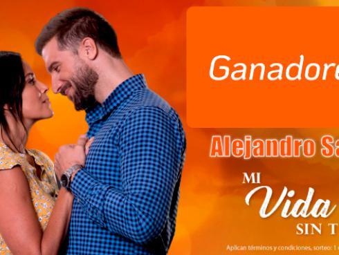 Conoce a los ganadores del concierto virtual de Alejandro Sanz gracias a 'Mi vida sin ti'