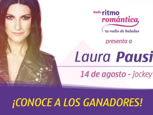 ¡Conoce a los ganadores para el concierto de Laura Pausini en Lima!