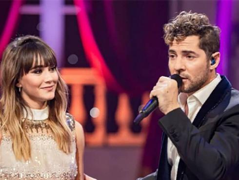 ¡Por primera vez juntos! David Bisbal y Aitana estrenan su nuevo sencillo 'Si tú la quieres' [VIDEO]