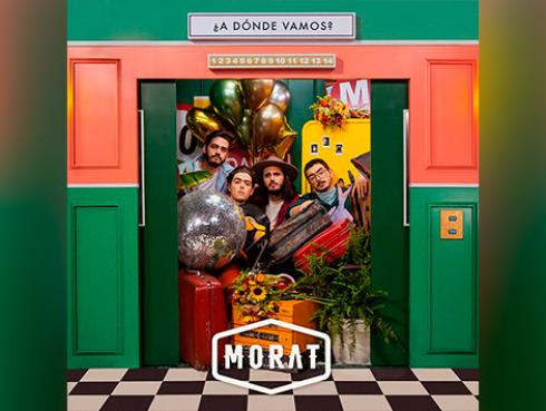 Descubre el nuevo videoclip de la canción de Morat 'Date la vuelta'