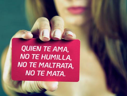 Día Internacional de la Eliminación de la Violencia contra la Mujer: ¡Basta ya!