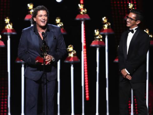 Estos son los ganadores de los Grammy Latinos