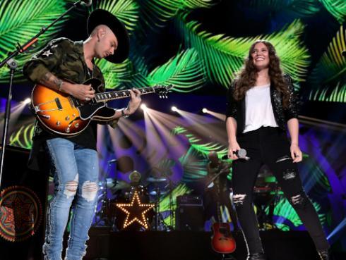 Jesse y Joy celebran 20 millones de visualizaciones del tema 'Te esperé'
