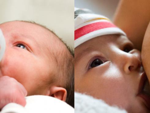 ¿Por qué tipo de lactancia optar tras tu embarazo?