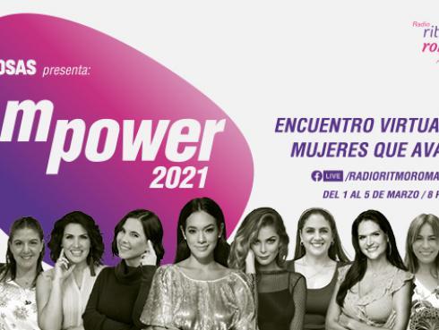 Empower 2021: Encuentro virtual para mujeres que avanzan