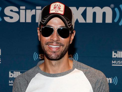 ¡Qué ternura! Enrique Iglesias enamora a sus fans con video de la pequeña Mary