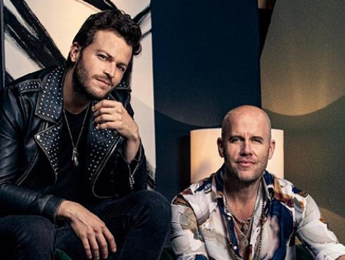 ¡Estreno! GianMarco y Gusi llenan de amor la cuarentena con 'Llévatela Dios', su nuevo sencillo