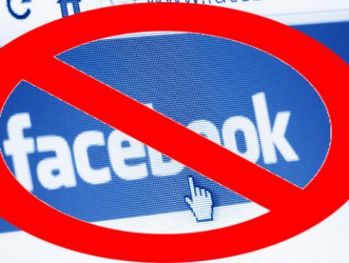Facebook te bloqueará si escribes esto en su red social
