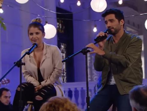Flavia Laos y Pablo Heredia lanzan balada 'Amor Infinito'