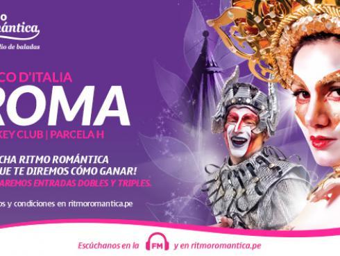 ¡Gana entradas para el Circo D'Italia!