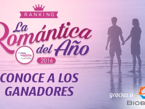 Conoce a los ganadores del concurso 'La Romántica del año'
