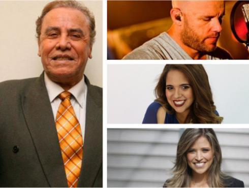 GianMarco, Sandra Muente y Anna Carina Copello lamentan la muerte de Augusto Polo Campos