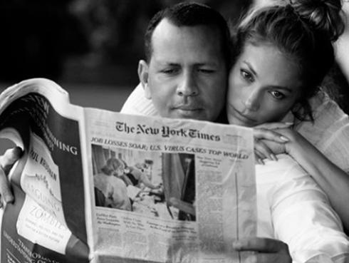 Jennifer Lopez y Alex Rodriguez revelan nuevos detalles de su boda