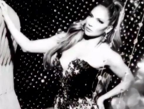 Jennifer Lopez y su infartante video promocional con la revista Paper [FOTOS]