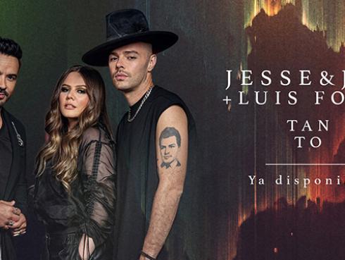 Jesse y Joy se unen a Luis Fonsi para estrenar 'Tanto', su nueva colaboración